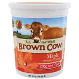 BROWN COW WHOLE MILK MAPLE YOGURT