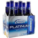 BUD LIGHT PLATINUM BEER