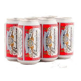 BUDWEISER CANNED BEER