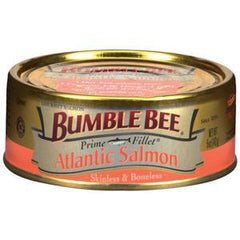 BUMBLE BEE PRIME FILLET ATLANTIC SALMON