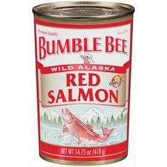 BUMBLE BEE RED SALMON