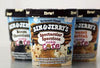 BEN & JERRY'S CHOCOLATE MACADAMIA ICE CREAM