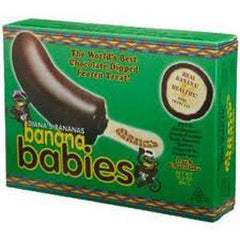 BANANA BABIES DARK CHOCOLATE FROZEN TREATS