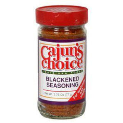 CAJUN CHOICE BLACKENED SEASONING