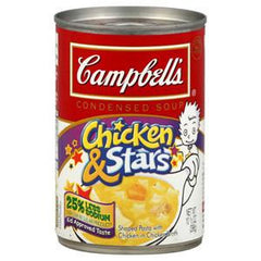 CAMPBELL'S CHICKEN WITH STAR SOUP