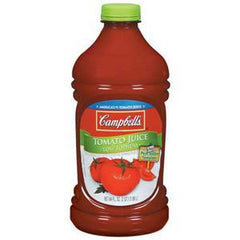 CAMPBELL'S TOMATE JUICE LOW SODIUM