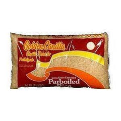 GOLDEN CANILLA PARBOILED RICE