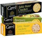 CARR'S ROSEMARY CRACKERS RICH SAVORY ROSEMARY BLEND