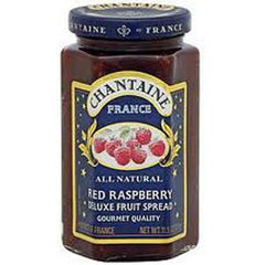 CHANTAINE RED RASPBERRY FRUIT SPREAD