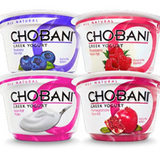 CHOBANI 0% NON FAT PEAR GREEK YOGURT