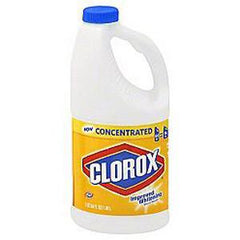 CLOROX LEMON FRESH BLEACH