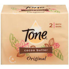TONE ORIGINAL COCOA BUTTER SOAP BARS