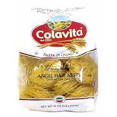 COLAVITA ANGEL HAIR NESTS