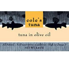 COLE'S TUNA IN OLIVE OIL