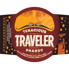 THE HOUSE OF SHANDY CURIOS TRAVELER BEER
