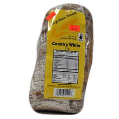 SIGNATURE BREADS COUNTRY WHITE