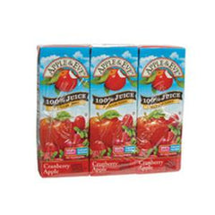 APPLE & EVE CRANBERRY APPLE - 3PACK