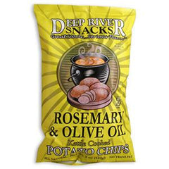 DEEP RIVER ROSEMARY & OLIVE OIL POTATO CHIPS