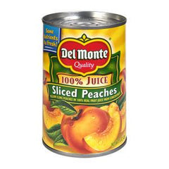 DEL MONTE YELLOW SLICED PEACH