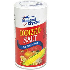 DIAMOND CRYSTAL IODIZED SALT