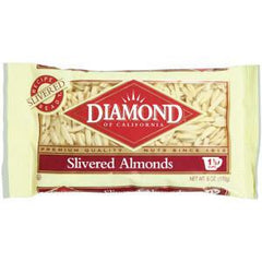 DIAMOND SLIVERED ALMONDS