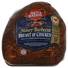 DIETZ & WATSON HONEY BBQ CHICKEN BREAST