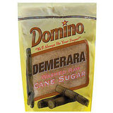 DOMINO DEMERARA WASHED RAW CANE SUGAR
