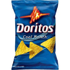 DORITOS NACHO CEESE CHIPS