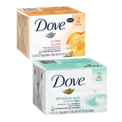 DOVE MEN + CARE EXTRA FRESH SOAP BAR 2 PACK