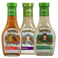 ANNIE'S ORGANIC ASIAN SESAME DRESSING