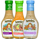 ANNIE'S NATURAL LEMON & CHIVE DRESSING