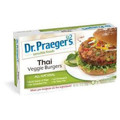 DR.PRAEGER'S ALL NATURAL THAI VEGGIE BURGERS