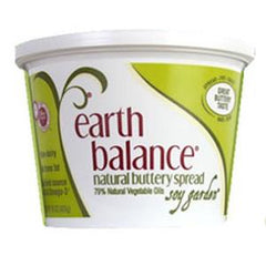 EARTH BALANCE  NATURAL BUTTERY SPREAD WITH OLIVE OIL