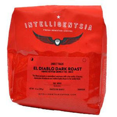 INTELLIGENTSIA EL DIABLO DARK ROAST COFFEE - WHOLE BEANS