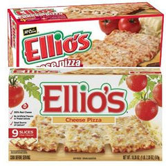 ELLIO'S CHEESE 9 SLICES PIZZA