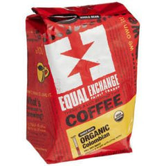 EQUAL EXCHANGE ORGANIC COLOMBIAN COFFEE