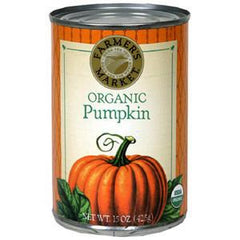 FARMER'S MARKETORGANIC PUMPKIN