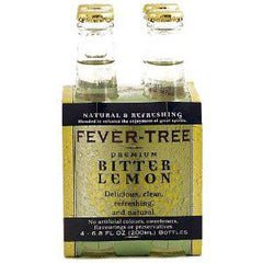 FEVER-TREE BITTER LEMON SELTZER WATER
