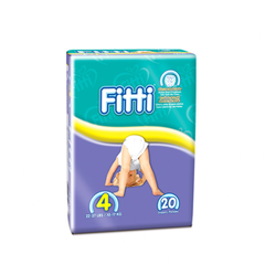 FITTI DIAPERS #4