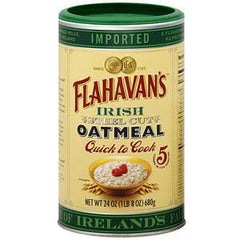 FLAHAVAN'S IRISH STEEL CUT OATMEAL QUICK TO COOK