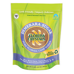 FLORIDA CRYSTAL ORGANIC SUGAR