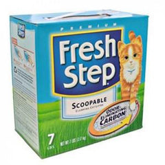 FRESH STEP SCENTED ODOR SHIELD