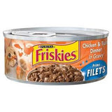 FRISKIES PRIME FILLET WITH CHICKEN & TUNA