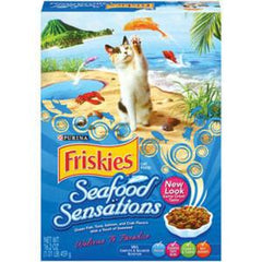 FRISKIES SEAFOOD SENSATION
