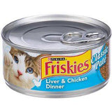 FRISKIES LIVER & CHICKEN DINNER CLASSIC PATE