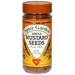 SPICE GARDEN WHOLE MUSTARD SEEDS