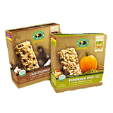 NATURE'S PATH ORGANIC BERRY STRAWBERRY GRANOLA BARS - FLAX PLUS