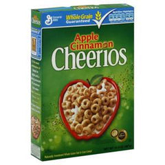 GENERAL MILLS APPLE CINNAMON CHEERIOS