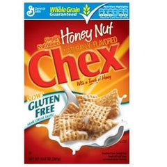 GENERAL MILLS HONEY NUT CHEEX GLUTEN FREE CEREAL