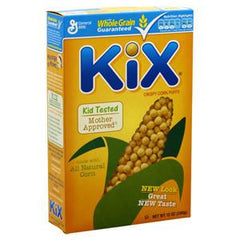 GENERAL MILLS KIX CRISPY CORN PUFFS